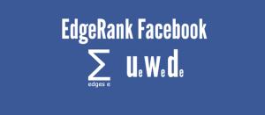FB-EdgeRank-Algorithm