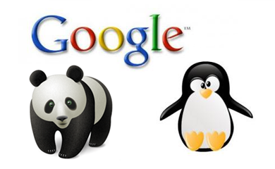 seo panda and penguin