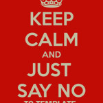 keep-calm-and-just-say-no